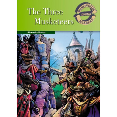 The Three Musketeers (E-Reader)