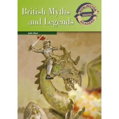 British Myths and Legends (E-Reader)