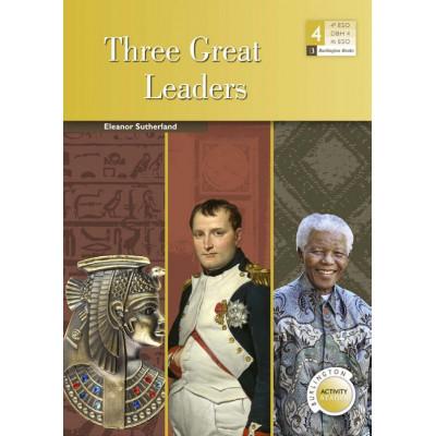 Three Great Leaders