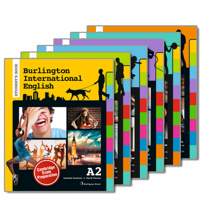 Burlington International English (Digital)