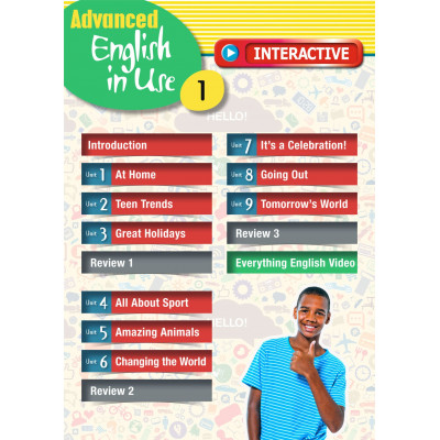 Advanced English In Use Interactive Student