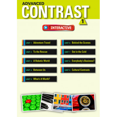 Advanced Contrast Interactive Student