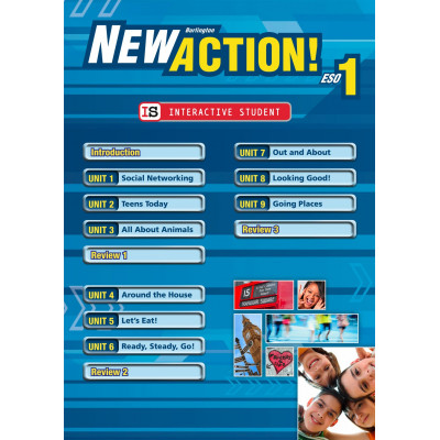 New Action Interactive Student