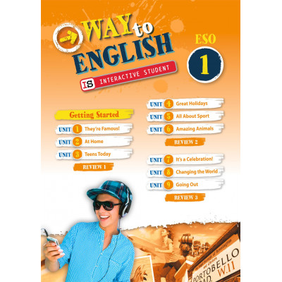 Way To English Interactive Student