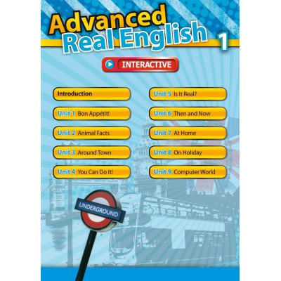 Advanced Real English Interactive Student