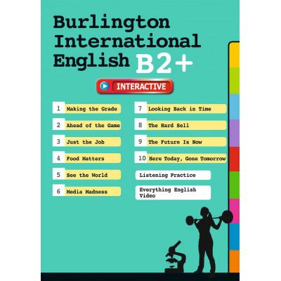 Burlington International English Interactive Student