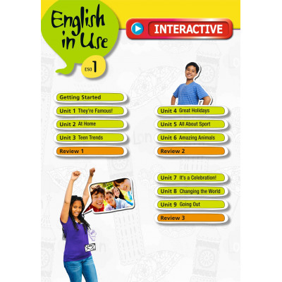 English In Use Interactive Student