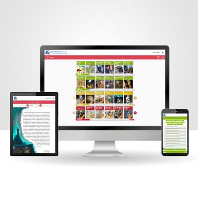 Digital Readers Library