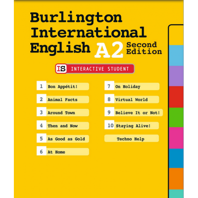 Burlington International English 2nd Edition Interactive Student