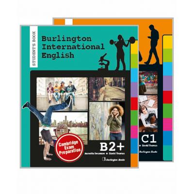 Burlington International English (Digital)