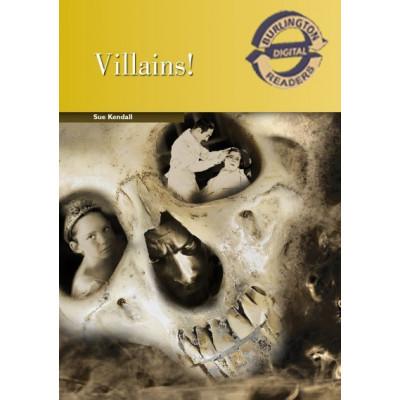 Villains! (E-Reader)