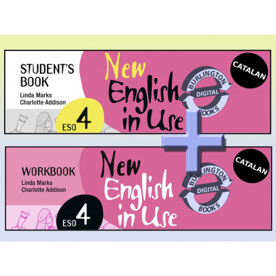 NEW ENGLISH IN USE 4 PACK DIGITAL STUDENT'S BOOK+WORKBOOK